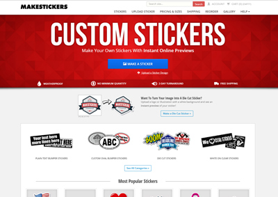 MakeStickers.co