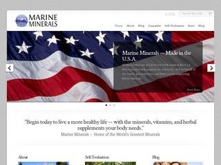 Marine Minerals