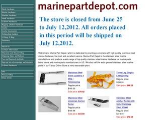 Marine Part Dep