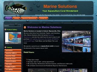 Marine Solution