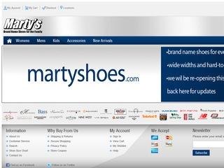 Marty's Shoe Ou