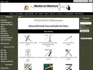 Medieval Matter