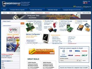 MemoryDepot.com