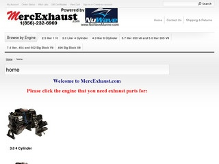 MercExhaust.com