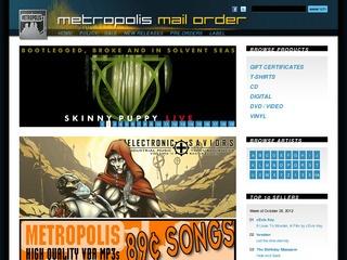 Metropolis Mail
