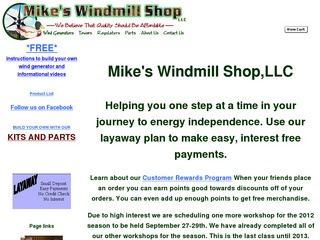 Mike's Windmill