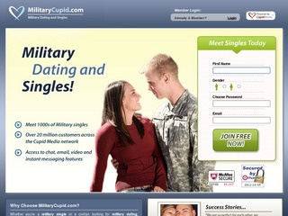 Militarycupid Com Reviews