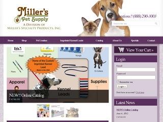 Miller's Pet Su