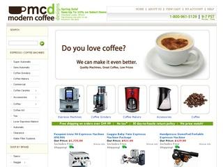 Modern Coffee D