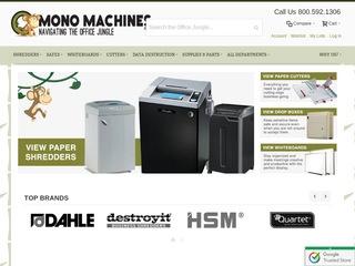 Mono Machines