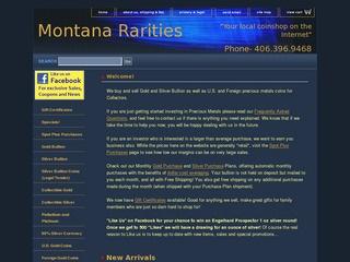 Montana Raritie