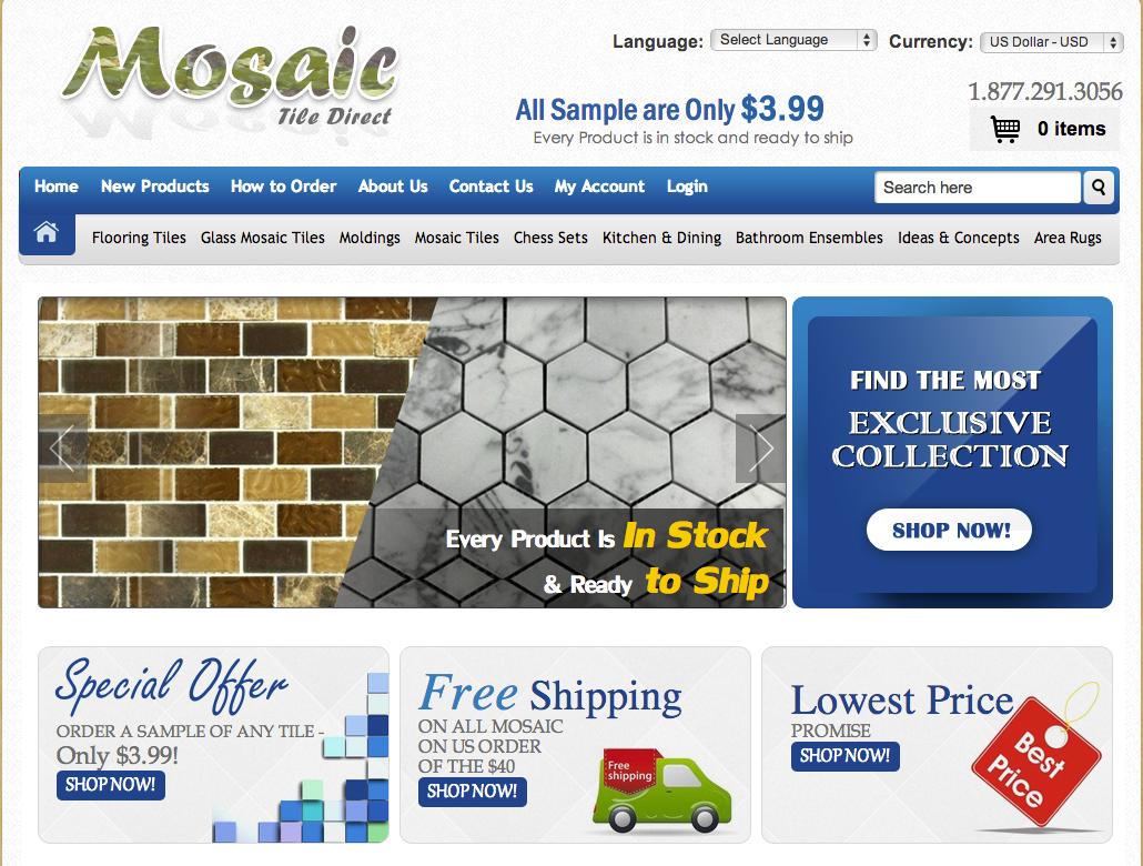 Mosaictiledirec