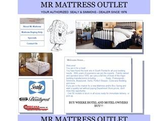 Mr. Mattress