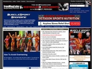 Muscle Sport Ma