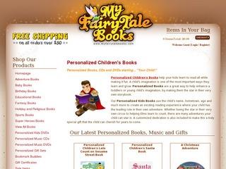 MyFairyTaleBook