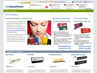 MyNamePlates.co