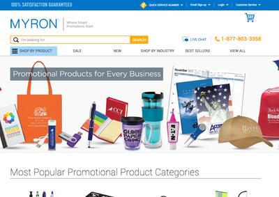 Myron Promotion
