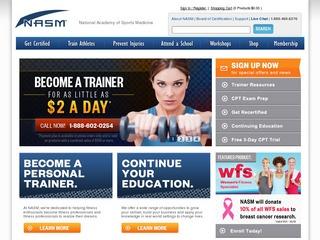 Nasm.org