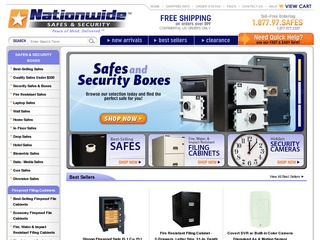 nationwide safes and security coupon code