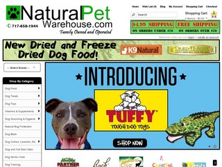 natural pet warehouse rated 5 5 stars by 13 consumers