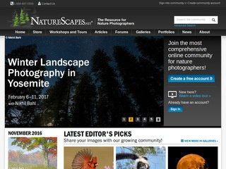 NatureScapes.net Online Store Reviews - naturescapes.net/store Ratings ...