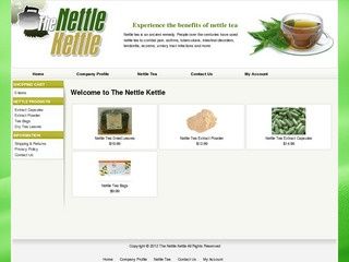 The Nettle Kett