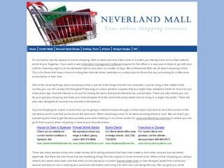 NeverlandMall.c
