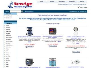 NewAge Marine S