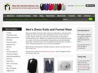 0422eb616f NewDressSuits / New Era Factory Outlet Reviews | 2 Reviews of ...