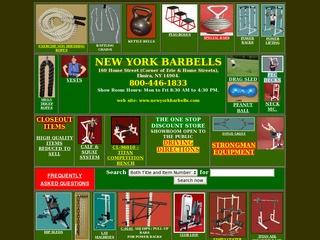 New York Barbel