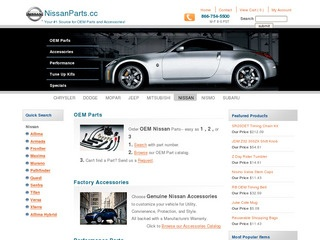 NissanParts.cc