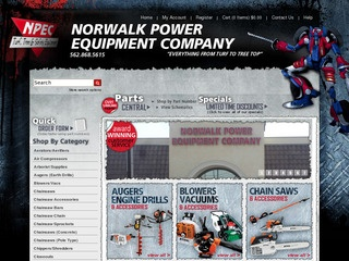 Norwalk Power E