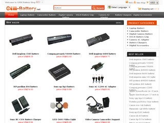 OEM Battery Sho