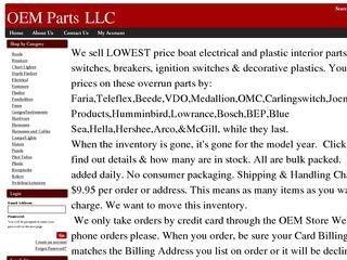OEM Parts LLC