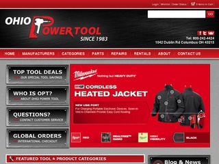 Oct 12,  · Ohio Power Tool Store Tour! An inside look at Ohio Power Tool and cop tool studios!