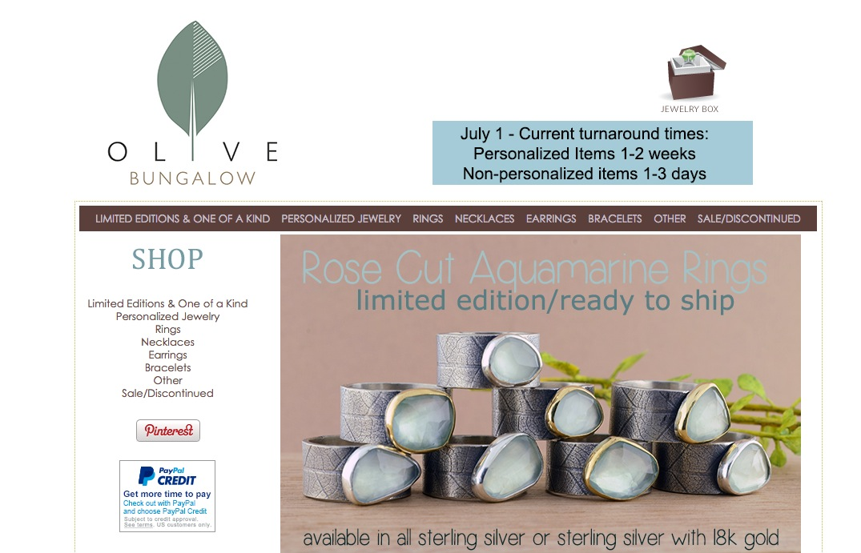 Olive Bungalow