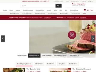 omaha steaks customer service