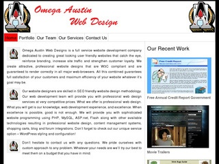 Omega Austin We