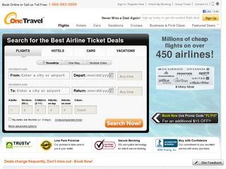 Onetravel W K Travel Reviews
