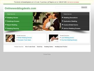 Online Wedding