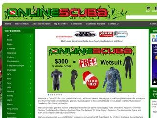 Online Scuba