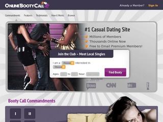 Online Booty Call.com