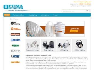 Optima Lighting  sc 1 st  Reseller Ratings & Optima Lighting Inc.optimalighting.com Consumer Reviews at ... azcodes.com
