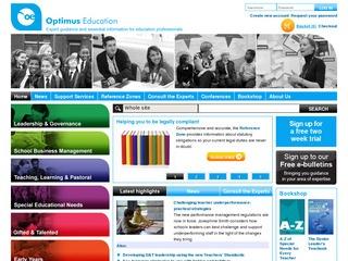 Optimus-educati