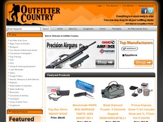 Outfitter Count