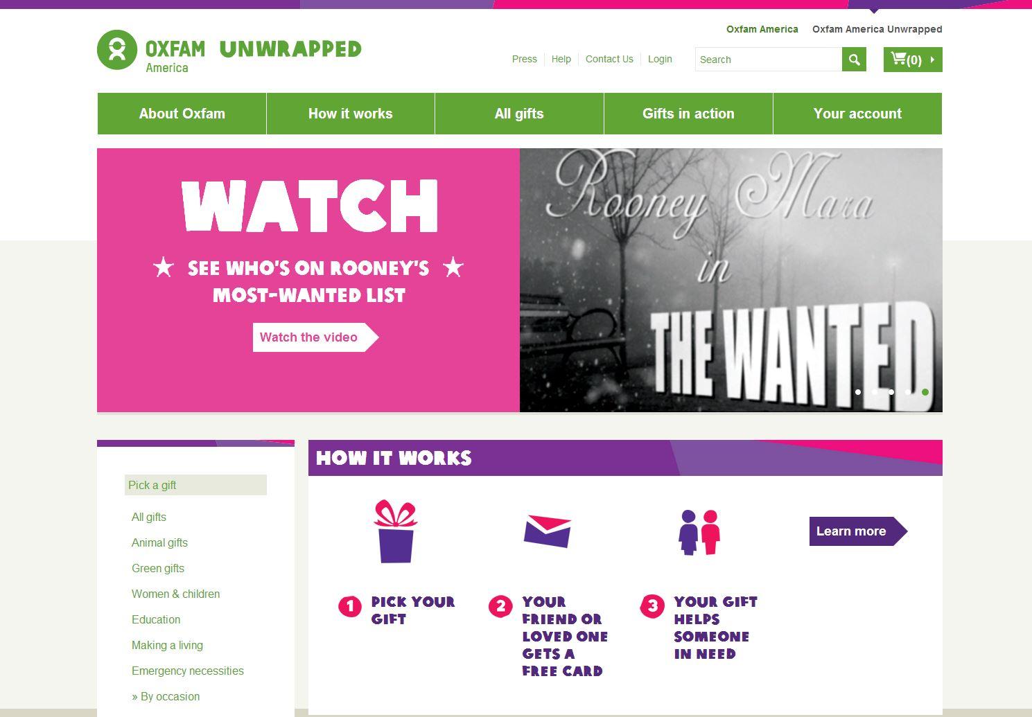 OxfamGifts.com