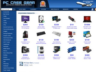 PC Case Gear