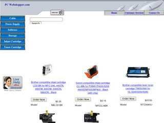 PC Webshopper /