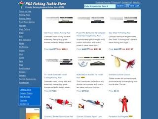 P&S Fishing Tac