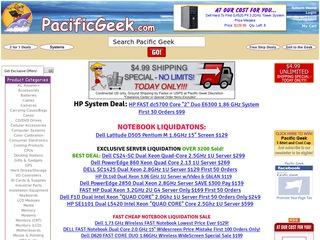 PacificGeek.com